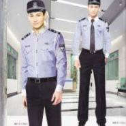 东营保安制服图片