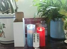 供应LED摇摆蜡烛批发