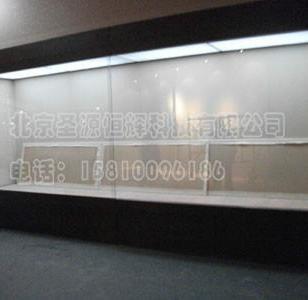 书法展柜图片