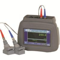 供应超大液晶触摸屏便携式超声波流量计