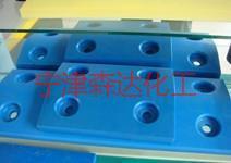 供应山东超高分子聚乙烯皮带导轨耐磨加工生产厂家