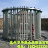 地脚笼焊接安装设计图片