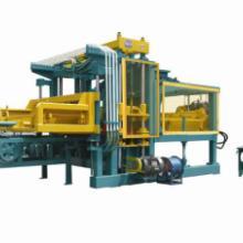 供应石河子液压空心砖机彩砖制砖机建丰优质保障图片