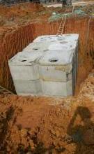 供应昂昂溪区化粪池首选万通水泥预制件,昂昂溪区化粪池专业生产厂家