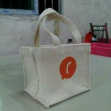 供应订做广州纺织布袋环保袋手提帆布袋制作图片