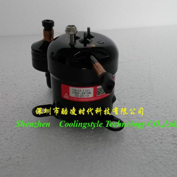 供应车载冰箱专直流12V微型无刷转子式制冷压缩机