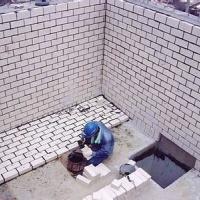 供应耐酸耐温胶泥,耐酸砖,耐酸瓷砖衬里,天津,唐山,秦皇岛施工 图片 效果图