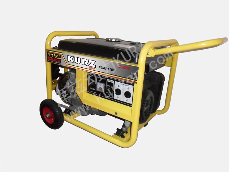 供应3kw汽油发电机