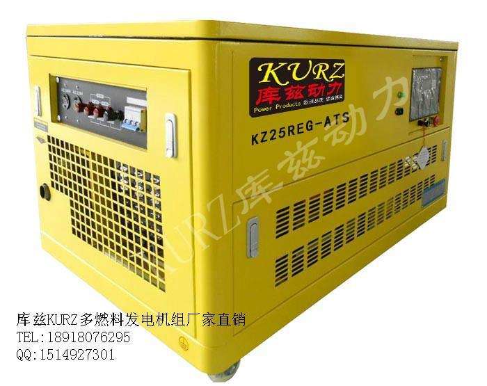 供应上海20KW汽油发电机
