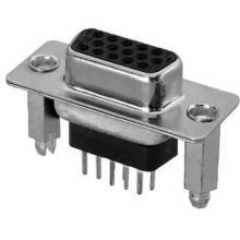 供应DR15-16影频转换器+立式插板插头图片