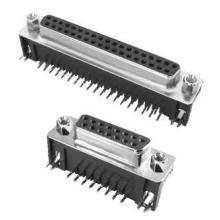 供应DBR9-02/90度超长插板插头影频连接器DIP插件式图片