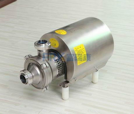 供应卫生CIP自吸泵