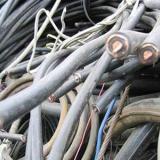 高价回收废旧铝线公司 长岭废旧回收电线电缆