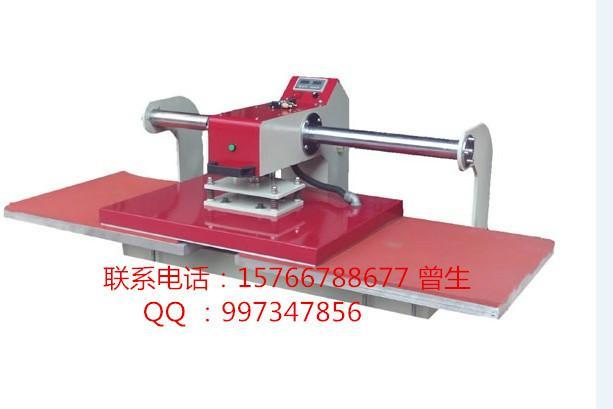 供应上滑上移式气动烫画机 热转移印花 服装印花机 服装烫金机