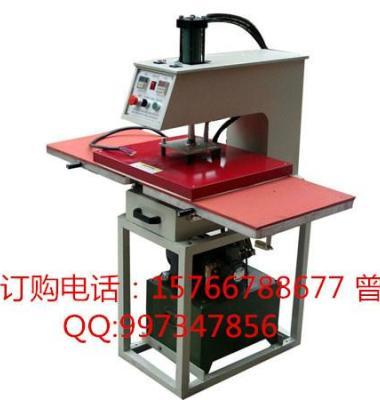 油压烫画机液压双工位印花机压烫机图片/油压烫画机液压双工位印花机压烫机样板图 (2)
