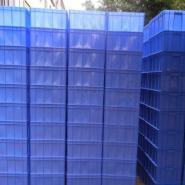 塑料分格箱图片