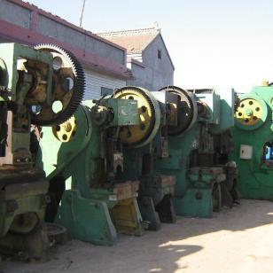 苏州冲床回收图片