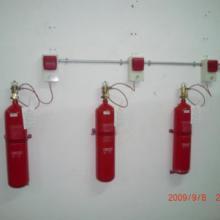供应气体灭火设备