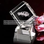 汽车公司水晶纪念品图片