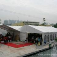 尖顶篷大型宴会帐篷图片