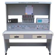 厂家提供电子工艺流水线创新实训台图片
