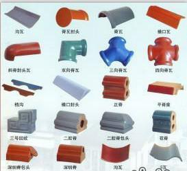 供应芜湖红金龙配件批发、厂家供应红金龙琉璃瓦、佳伟万象陶都品牌陶瓷瓦