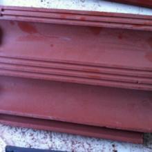 供应西班牙双筒瓦陶瓷平板瓦/广德琉璃平板瓦厂