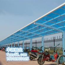 供应陕西膜结构停车棚代理商,膜结构停车棚销售图片