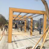 深圳钢结构廊架【钢结构廊架,钢结构廊架图片,钢结构廊架施工现场