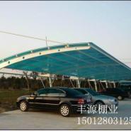 上海膜结构汽车停车棚图片