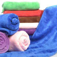 涤锦加大加厚超细纤维毛巾图片