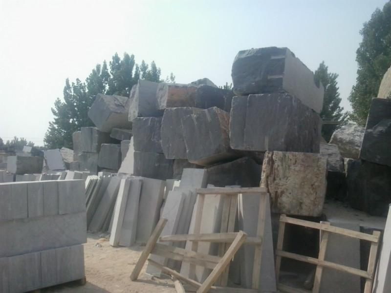 供应山东嘉祥石灰石台阶石制造商图片