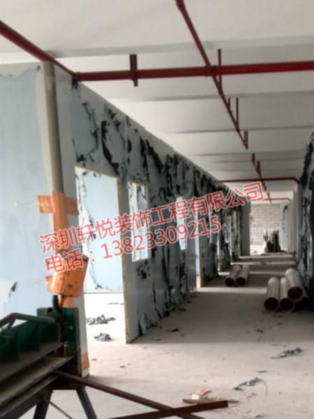 供应坑梓厂房装修办公室仓库地坪漆装修