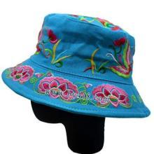 供应民族绣花帽 哪里有帽子批发 义乌帽子货源
