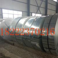 供应Q235热镀锌带钢现货