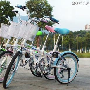 深圳14寸低价销售折叠自行车图片