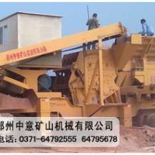 中意量身定做新型建筑垃圾破碎机械销往浙江衢州