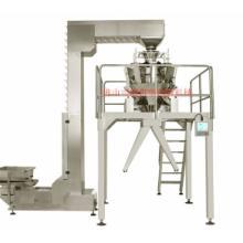 供应鲜活贝类海产品大鲍螺立式包装机