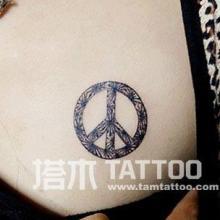供应宗教标志纹身