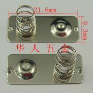 供应模型等电池弹簧片华人电池弹簧片深圳电池弹簧片厂家直销