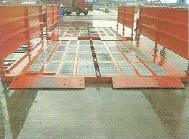 供应地铁建工桥梁施工运输车辆冲洗槽南昌厂家0791-82076238图片