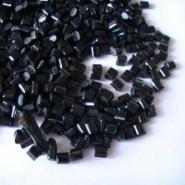 黑色高光亚克力再生料PMMA再生塑料图片