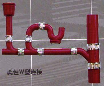 供应宜宾铸铁管及弯头管件厂家直销