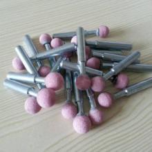 供应意大利进口粉色氧化铝球形磨头 GRINDMAX-20*20*6MM批发