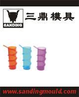 供应儿童水杯模具图片