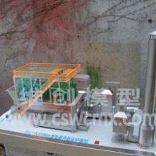供应引进型1025T/HR循环汽包锅炉模型图片