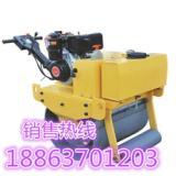 供应大轮径单轮振动压路机手扶式单轮重型压路机