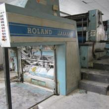 供应85年罗兰800印刷机