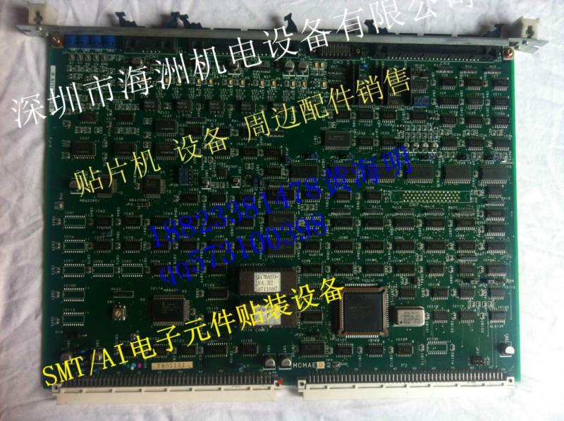 供应松下SP28印刷机板卡CM86轴控卡图片
