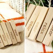 超值五根装纯天然新款香樟木条木块图片